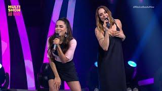 Anitta e Melanie C - Say You'll Be There | Música Boa Ao Vivo / 27/06/2017