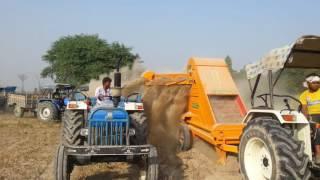 S kumar barabanki  land Laveler  and mud loder up 8400599999