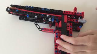 Lego Hand Gun (Working)
