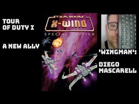 BITeLog 00FF.5: X-Wing (DOS) TOUR OF DUTY I: A NEW ALLY