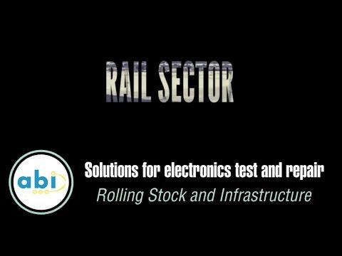 Railway Electronics Test, Overhaul and Repair with ABI's BoardMaster