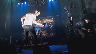 AJR - I Got No Strings live remix - 3/12/17 NYC