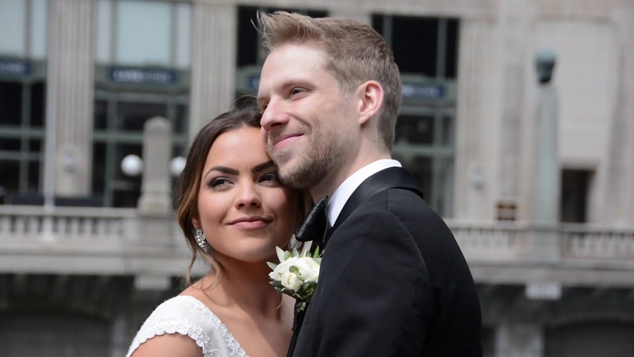 Alex + Kirstie Wedding Video October 2020