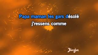 Karaoké Désolé - Sexion d'Assaut *