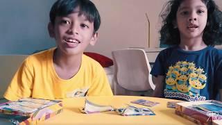 """RitRud #2 Ryan & Arjuna """" Pokemon..pokemon..pokemon.."""""""