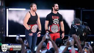 Dean Ambrose and Seth Rollins New Theme Song||2017||Mashup