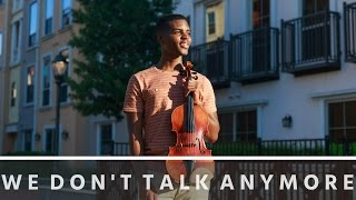 Charlie Puth | We Don't Talk Anymore (feat. Selena Gomez) | Jeremy Green | Viola Cover