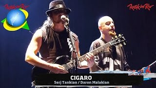 System Of A Down - Cigaro live【Rock In Rio 2011 | 60fpsᴴᴰ】