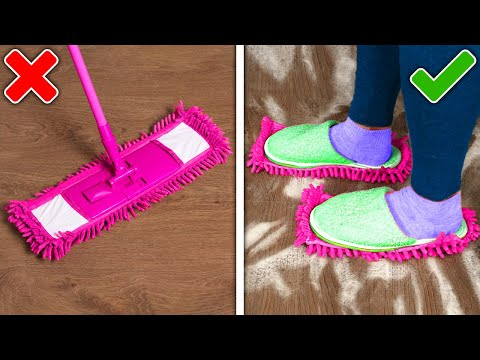 22 Genius Cleaning Tips To Make Your Home Shine