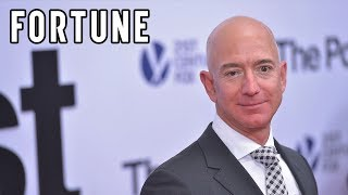 Jeff Bezos Is the World's First Centi-Billionaire I Fortune