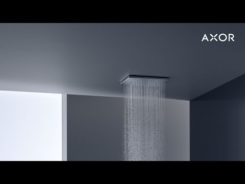 AXOR Showers 2019 | Rectangular excellence