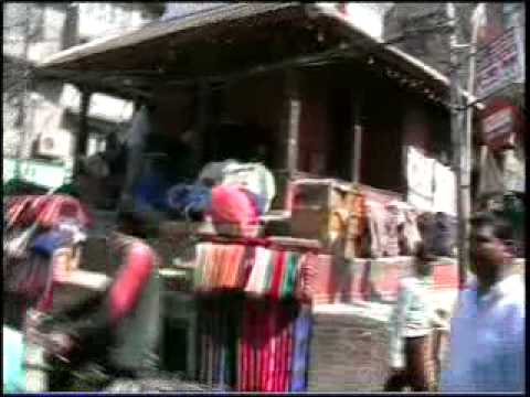 Barrio de Thamel – Kathmandu-