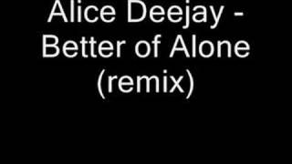 Alice Deejay - Better off Alone #2 (FL Studio)
