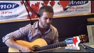 Pablo Alborán - Tanto (En vivo, versión acústica en Amor 95.3)