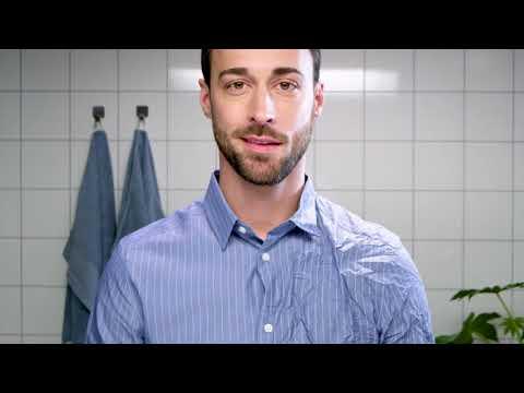 Skulle du stryka din skjorta på samma sätt som du borstar tänderna?