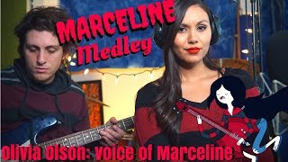 Marceline The Vampire Queen Medley -- OLIVIA OLSON