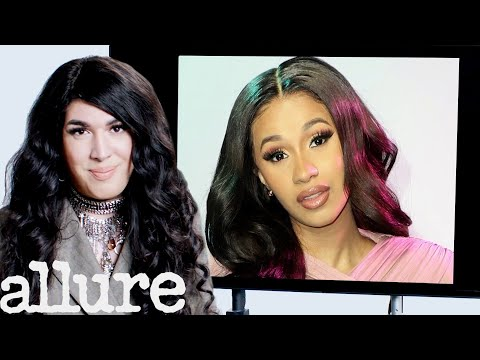 Cardi B's Makeup Artist Breaks Down Her Best Beauty Looks | Pretty Detailed | Allure