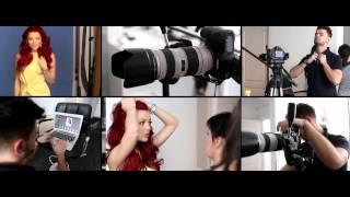 Making Of - Elena Gheorghe for Viva Magazine