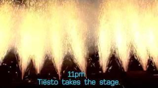 Tiësto O2 Arena, 08-08-'08, London