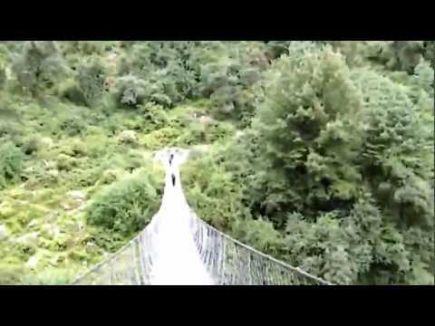 Nepalski mostek