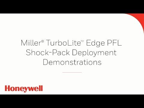 Miller TurboLite Edge Shock Pack Deployment