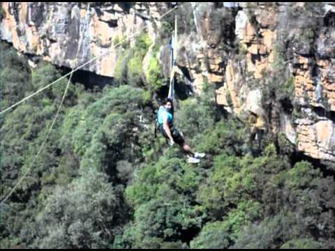 Graskop (Big Swing) 15/08/2010.AVI