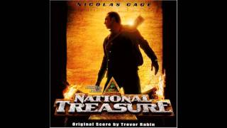 National Treasure Complete Score-Treasure-Complete Film Version (Non OST).
