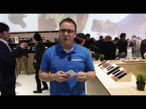 Sony Xperia XA1 - Mobile World Congress 2017 (NL)