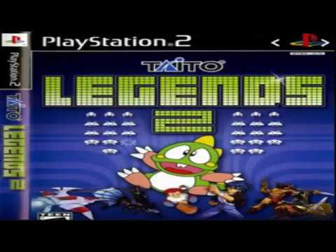 TAITO LEGENDS 2 PlayStation 2
