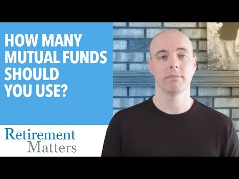 Should you use one mutual fund company or many?