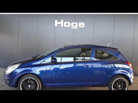 Opel Corsa 1.2-16V EDITION Airco Licht metaal 142dkm APK 05-07-2018 Inruil mogelijk
