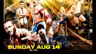 "WWE SummerSlam 2011 Theme Song - ""Bright Lights Bigger City"""