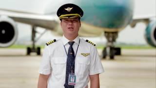 """Vietnam Airlines Cảm ơn Boeing 777-200ER - Những """"hiệp sỹ"""" của bầu trời"""