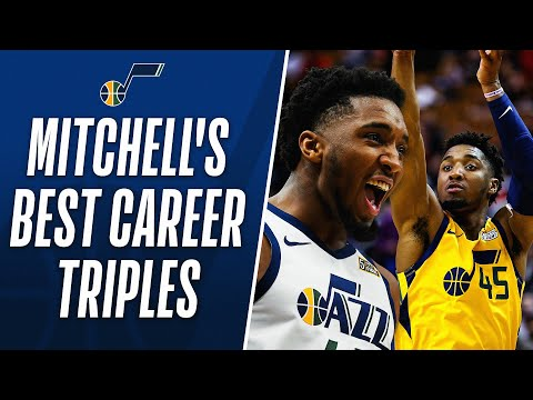 Donovan Mitchell Becomes The FASTEST Player EVER To Reach 600 3-Pointers Made!