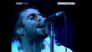 Oasis - Stop Crying Your Heart Out (2004, Glastonbury) - Edited version