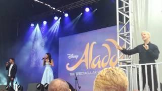 West End Live 2017 Aladdin A Whole New World