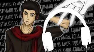 Equalist!Mako vs Amon | H a d E n o u g h [MDQ Round 3]
