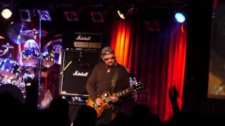 Saxon - And the band played on, Live in New York 2015
