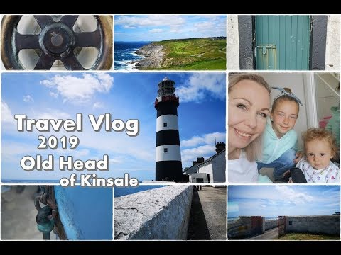 Travel Vlog ♡ Old Head of Kinsale ♡ Ireland ♡ Maremi's Small Art ♡