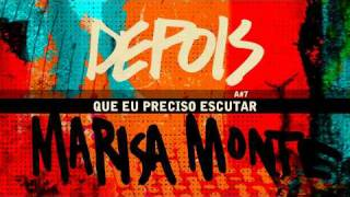 """DEPOIS"" - Marisa Monte - OQVQSDV"