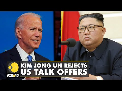 United States open to talks with North Korea, Kim Jong-Un slams dialogue offer   WION English News