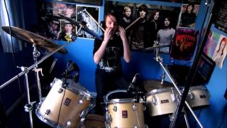 Motionless In White - Unstoppable - Drum Cover