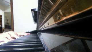 Piano Cover - Other Self Granrodeo Kuroko no Basuke Season 2 Opening
