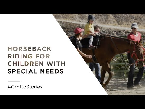 Horseback Riding for Children with Special Needs