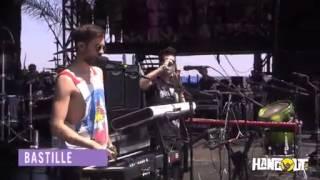 Bastille - Blame - live from Hangout Festival