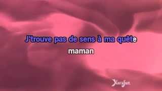Karaoké Maman (Radio Edit) - Louane *