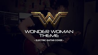 """Wonder Woman Theme"" by Tina Guo 