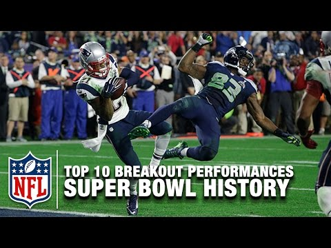 Top 10 Breakout Performances in Super Bowl History | NFL Total Access