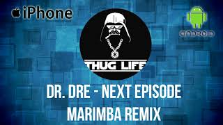 Dr. Dre - The Next Episode Marimba Remix Ringtone