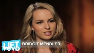 Bridgit Mendler - Ready Or Not Interview (VEVO LIFT Presents)